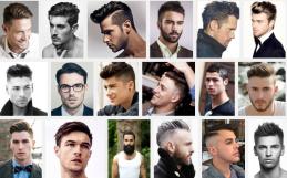 3 estilos de cabelos para homens jovens e na moda