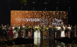 Campeão Wella Trend Vision 2015 Irlanda