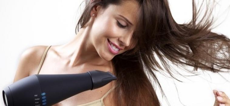 Truques para secar o cabelo
