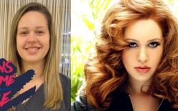 Resultado Transformação Andrea Fraguas
